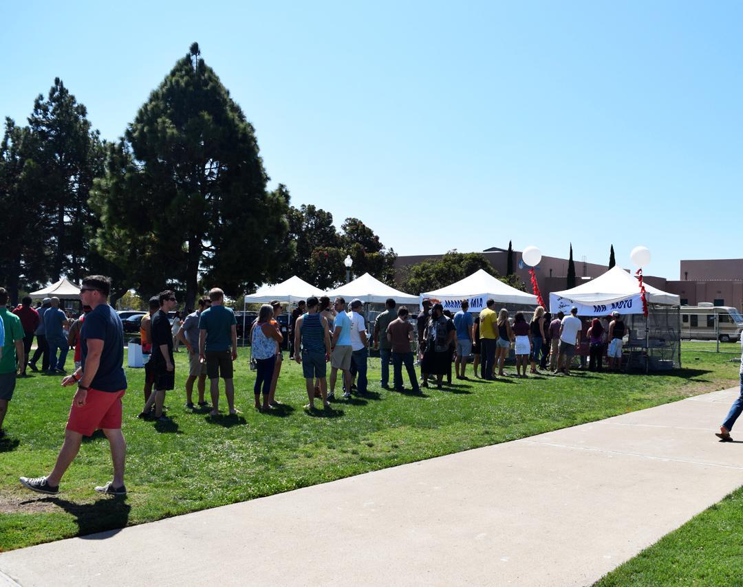 Mr Moto Pizza House San Diego Gourmet Pizza Fest winenrs 2